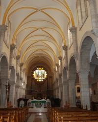 Римско-католическая францисканская церковь Св. Екатерины Александрийской в Вифлееме