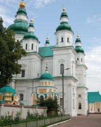 Троицкий собор  в Чернигове