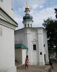 Ильинская церковь в Чернигове