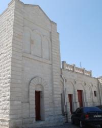 Купеческая (Торговая синагога) в Евпатории