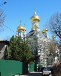 Свято-Покровский женский монастырь в Киеве