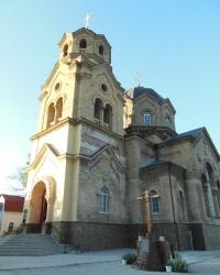 Храм пророка Илии в Евпатории