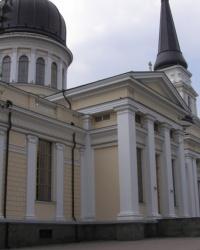 Одесский Кафедральный Спасо-Преображенский собор