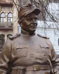 Бравый солдат Швейк в Киеве