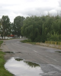 Старый мост. Тайник. с. Лычково.