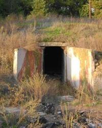 Бункер № 1. Тайник.