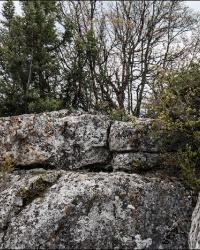 Пещера на Кыз-Кермен. Тайник