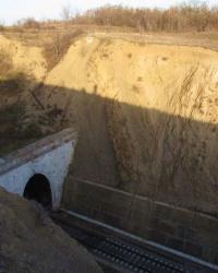 Глафировский тоннель. Ларец