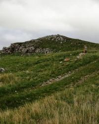 Стародавнє святилище на Гурзуфськомі Сідлі