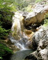 Річка Боса й Родниківський водоспад