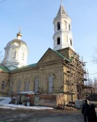 Свято-Николаевский храм села Тритузное