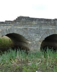 Каменный мостик «Сердце села»