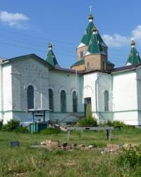 Каменный Свято-Духовский храм (1902 г.)