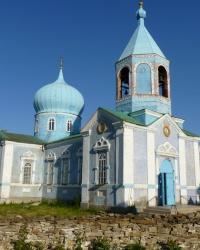Храм Александра Невского в с. Иллирия