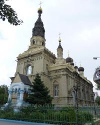 Кафедральный Собор Касперовской (Кашперовской) Божьей Матери