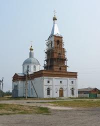 Вознесенский храм в Люботине