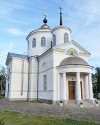 Свято-Покровская Церковь (по проекту архитектора. П. А. Ярославского1808 году)