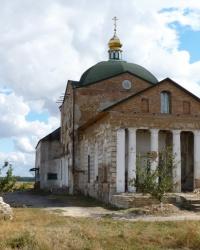 Свято-Троицкий храм  в Троицком