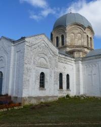 Свято-Николаевский храм в Староселье