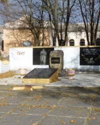 Воины  села Николаевка