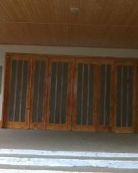 Аннатационные доски на здании школы в с.Берёзовка