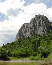 «Велика фортеця» над с.Оползневе