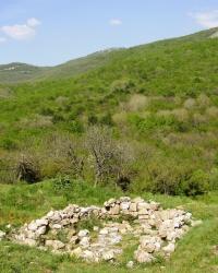Мердвен-Ісар – укріплення над Чортовими Сходами