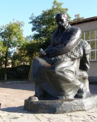 Пам'ятник Т.Г.Шевченку в м.Городня