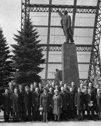 Крупнейший Ленин, г. Запорожье
