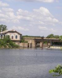 Малые ГЭС Украины. Бабушка гидроэнергетики.